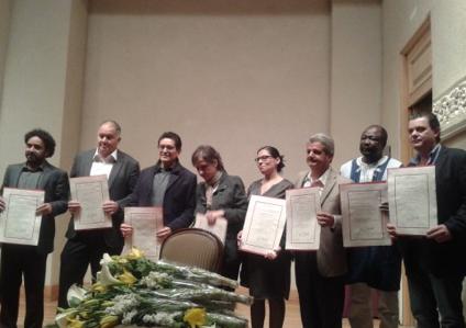 Fundar recibe premio a la Participación Cívica