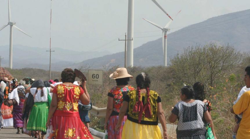 Gobierno mexicano vulnera el derecho a la consulta de la comunidad zapoteca de Juchitán