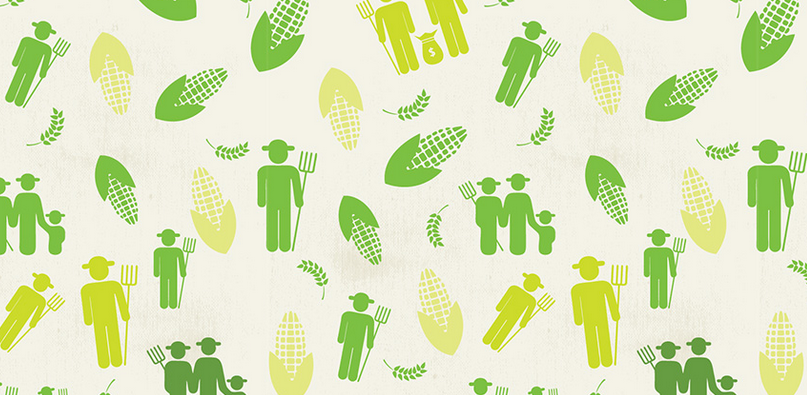 Los apoyos, insuficientes para las y los pequeños agricultores