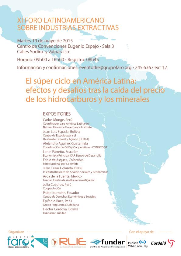 afiche-a4-foro-extractivas