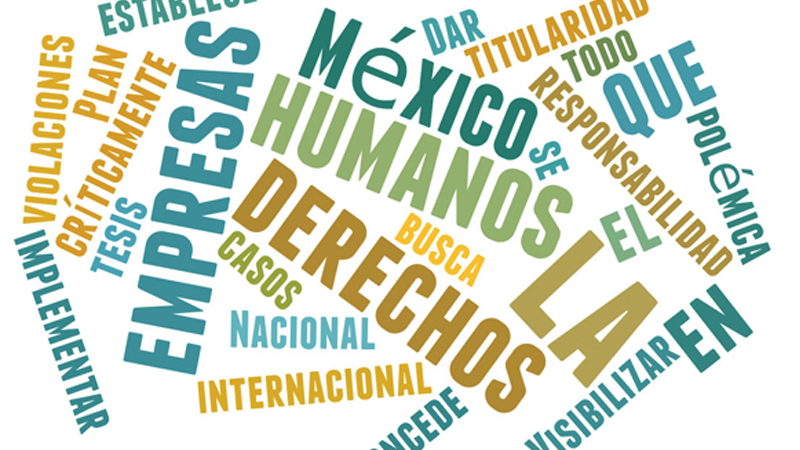 """Foro de Debate: """"Las empresas frente a los derechos humanos"""""""