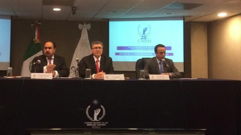 La CNDH emite Recomendación por el caso de Irene Cruz Zúñiga