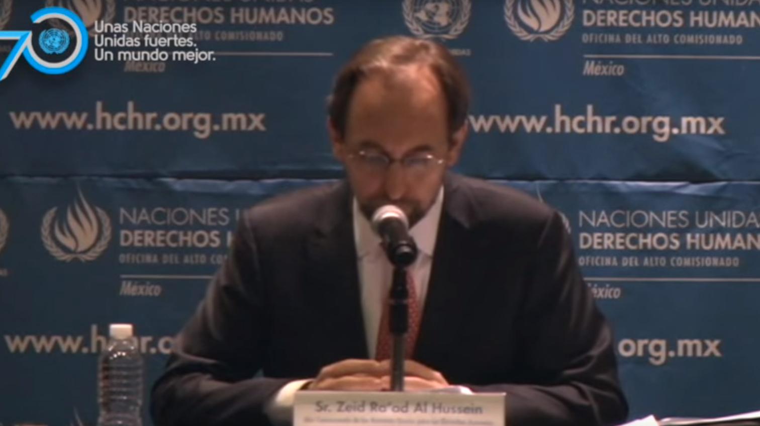 México y los Derechos Humanos: entre la simulación y la autocomplacencia