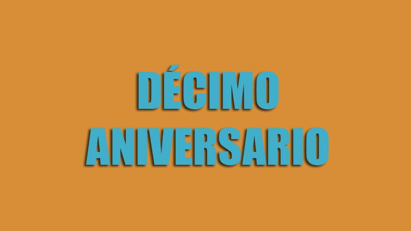 Décimo aniversario del Colectivo por la Transparencia