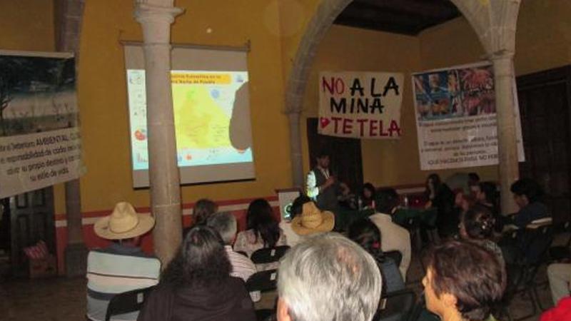 Malas finanzas impedirían a minera Frisco operar en Tetela