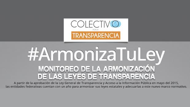 A 15 días de terminar el plazo legal para armonizar las leyes locales de transparencia, sólo nueve entidades federativas han cumplido