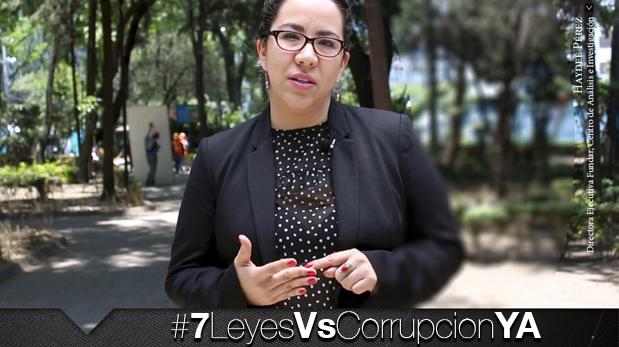 7 leyes vs. la corrupción