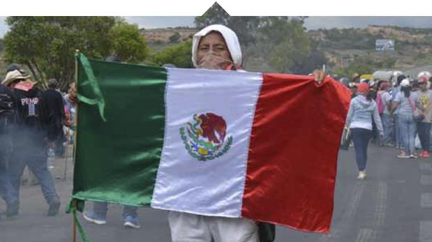 """Operativo """"Oaxaca"""", 19 de junio INFORME DE VIOLACIONES A DERECHOS HUMANOS Nochixtlán, Huitzo, Telixtlahuaca, Hacienda Blanca y Viguera"""