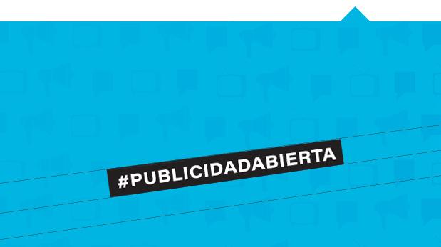 #PublicidadAbierta