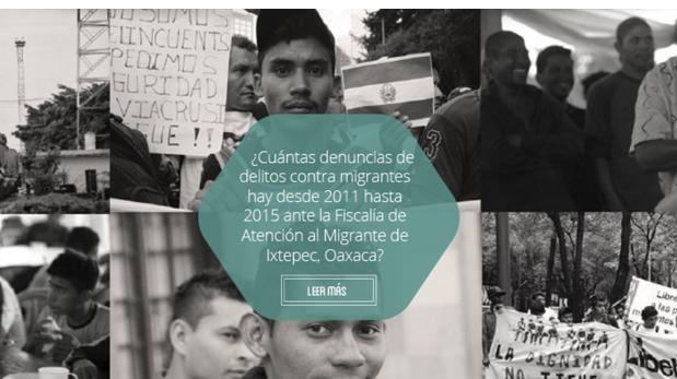 Nuevos documentos disponibles en la plataforma Migración y Transparencia, un esfuerzo para mejorar la transparencia en el tema migratorio.