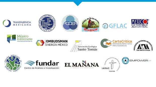 Organizaciones de la sociedad civil por la transparencia de las industrias extractivas señalan su preocupación por contexto de espionaje y violación a derechos humanos en México