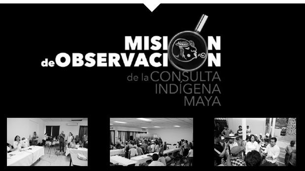 Riesgo de violencia y conflicto en Campeche por la intervención de autoridades federales en la Consulta Indígena.