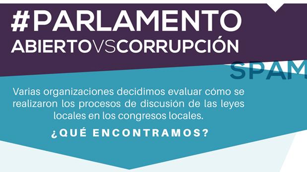 Sistemas Locales Anticorrupción:  Leyes al vapor y procesos de Parlamento Abierto deficientes