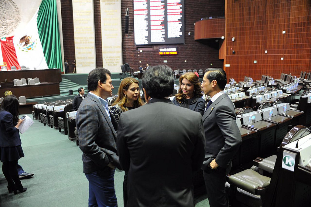 Parlamento Abierto en México: diagnóstico de la rendición de cuentas y acceso a la información en 2017
