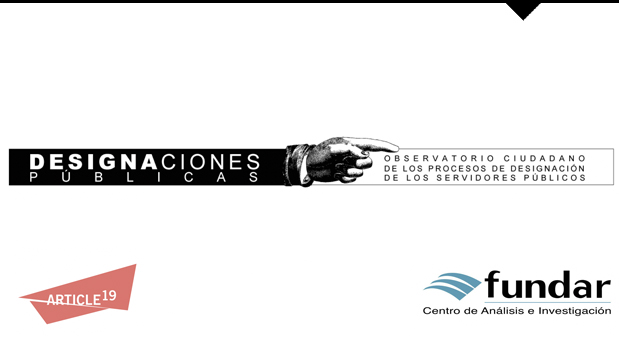 """Consultor/a senior implementación del proyecto """"Designaciones Públicas"""""""