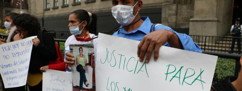 Para no repetir los errores del pasado en la desaparición de migrantes en Tamaulipas